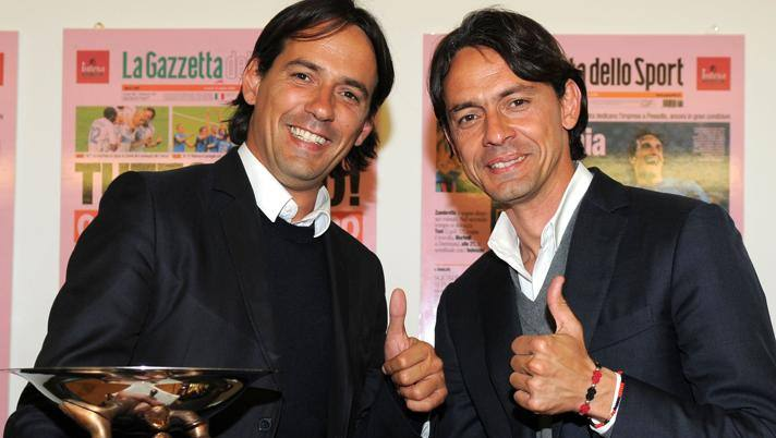 Calcio. Il 2019 è l'anno dei fratelli Inzaghi. | Tv7 Benevento