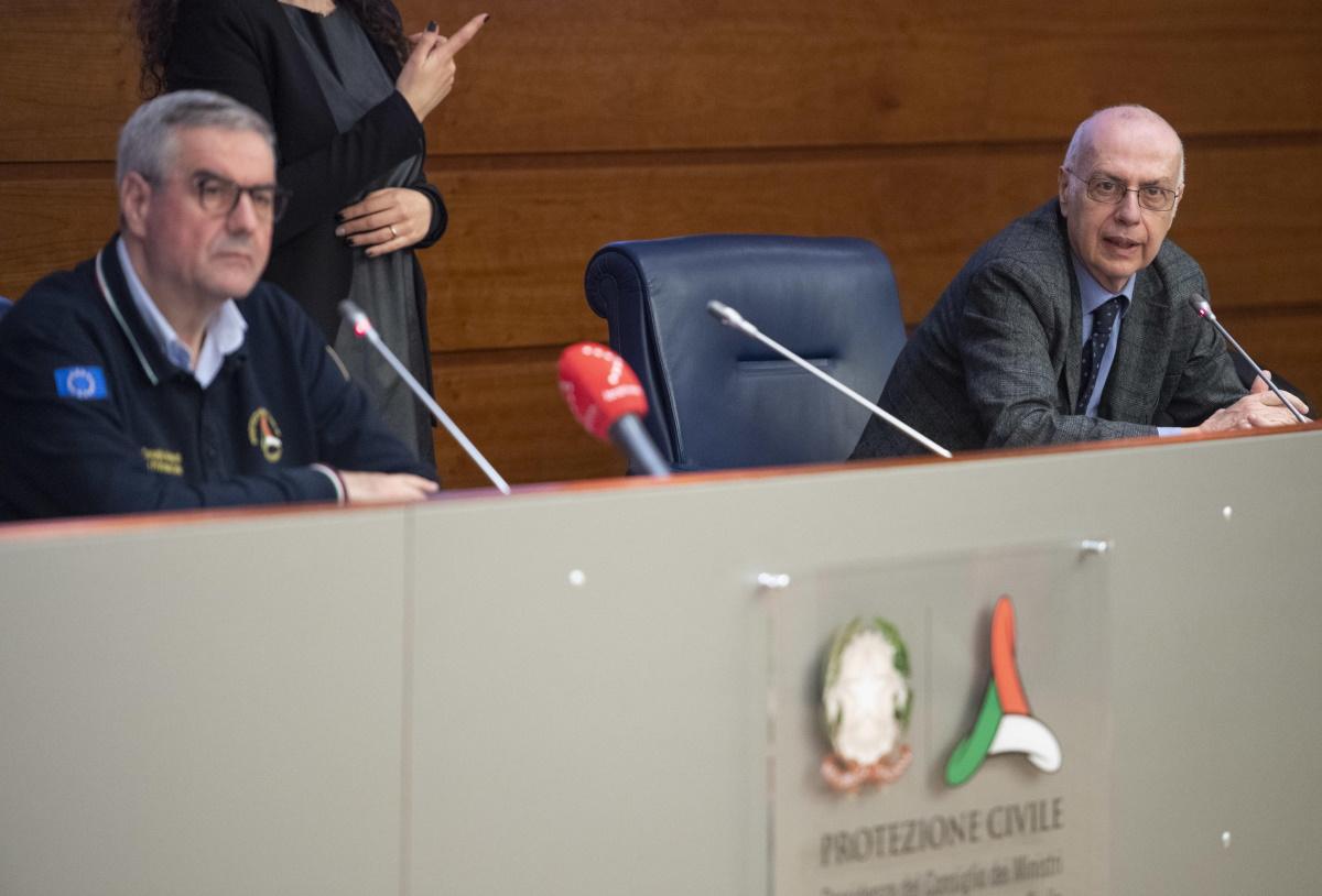 Speranza Italia, i contagi calano ancora 3780 nuovi casi, 602 morti