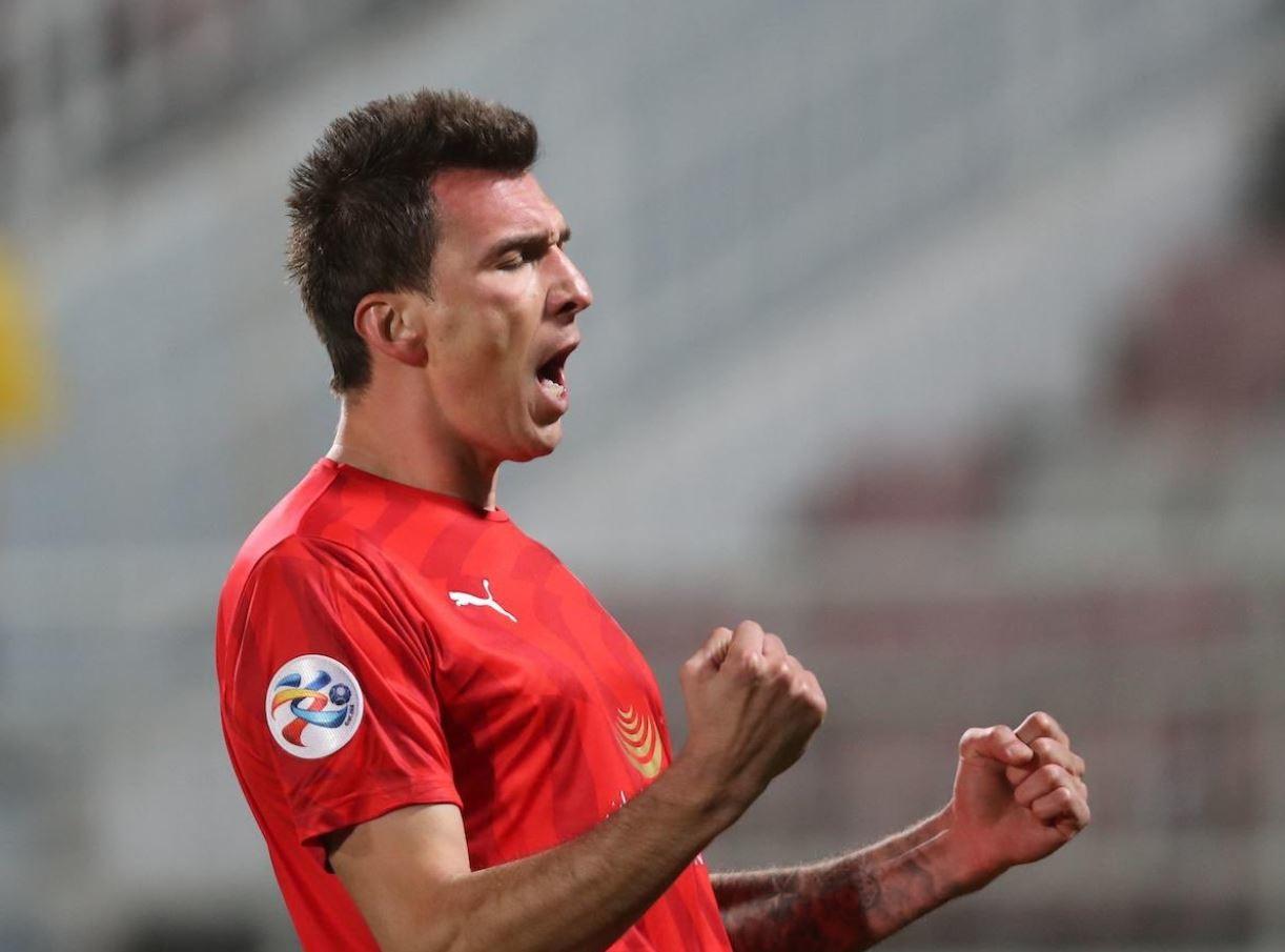 Mandzukic rescinde il contratto con l'Al Duhail: le parole del croato